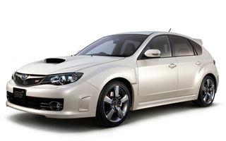 Subaru va lansa versiunea automata a lui Impreza WRX STI