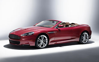 OFICIAL: Aston Martin DBS Volante - sport si eleganta cabrio