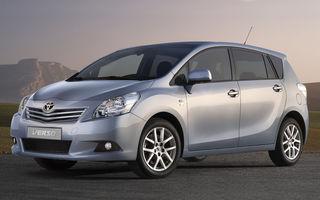 OFICIAL: Toyota Verso vine la Geneva