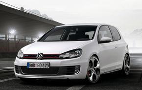 Volkswagen Golf contine 40% materiale reciclate