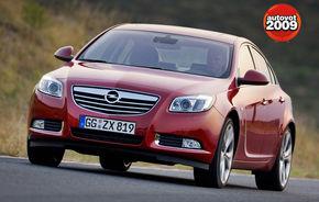 VOI ATI DECIS: Opel Insignia este masina Autovot 2009!