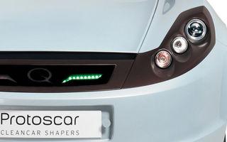 Protoscar Lampo, concept 4X4 electric la Geneva