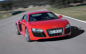 Primul exemplar Audi R8 V10 din SUA s-a vandut cu 500.000 de euro