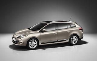 OFICIAL: Acesta este noul Renault Megane break!