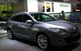 GENEVA LIVE: Noul Renault Megane break