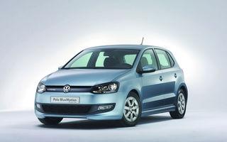 Volkswagen a prezentat cinci modele BlueMotion la Geneva