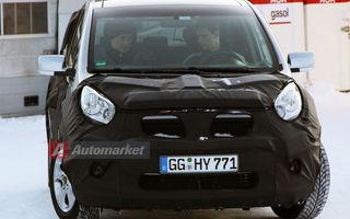 EXCLUSIV: Noul MPV de la Kia, spionat in timpul testelor