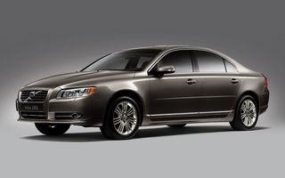 OFICIAL: S80L, cel mai luxos Volvo din istorie, e construit in China