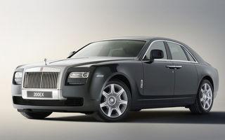 Rolls Royce RR4 va fi disponibil in trei versiuni de caroserie