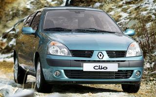 Renault reincepe productia lui Clio 2!