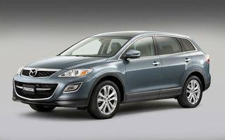 Mazda CX-9 facelift debuteaza la New York