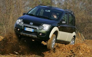 Fiat Panda Cross se transforma in Jeep Panda?