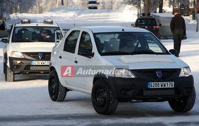 EXCLUSIV: Dacia SUV, spionat in Suedia
