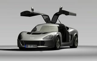 RS 2000, supercarul care invie legendarul Melkus
