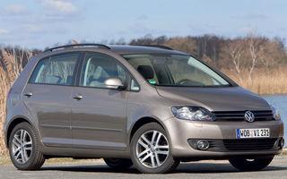 Volkswagen a lansat Golf Plus Bifuel pe GPL