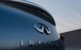 Infiniti pregateste un sedan de lux si un hatchback electric