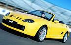 Chinezii pregatesc doua modele MG pentru Europa