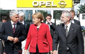 Angela Merkel cauta investitori pentru Opel
