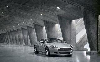 Sistem Bang & Olufsen pentru Aston Martin DB9