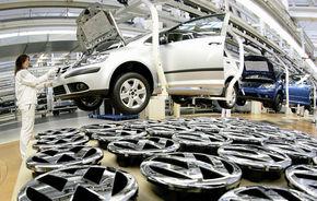 Volkswagen a inagurat o noua fabrica in India
