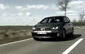 VIDEO: Noul Volkswagen Golf 6 GTD se prezinta