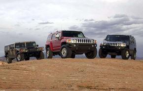 Marca Hummer costa intre 100 si 200 de milioane de dolari