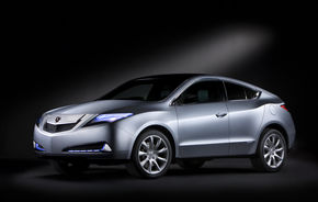 Acura a dezvaluit adversarul lui BMW X6 la New York