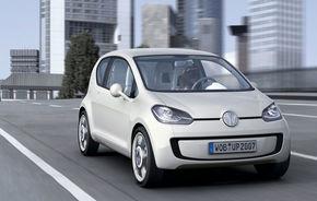 Volkswagen va produce versiunea de serie a lui Up! in Slovacia