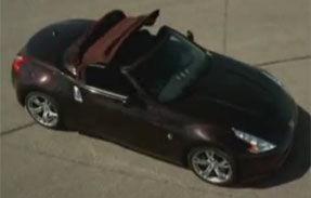 VIDEO: Nissan 370Z Roadster se prezinta in detaliu