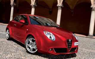 Alfa Romeo MiTo este cea mai apreciata masina accesibila din UK