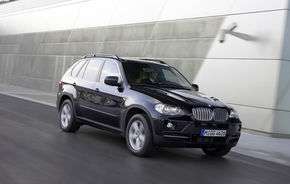 OFICIAL: BMW a lansat noul X5 Security Plus