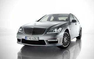 OFICIAL: Mercedes a dezvaluit noile S 63 si S 65 AMG