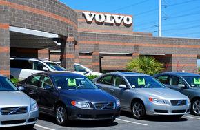 Volvo recheama in service 21.000 de masini in Europa