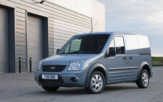 Ford a dezvaluit facelift-ul modelelor Transit Connect si Tourneo Connect