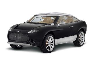 Spyker a confirmat ca modelul Peking to Paris va avea un motor V8