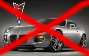 OFICIAL: GM ucide marca Pontiac