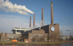 Volkswagen opreste productia in Mexic