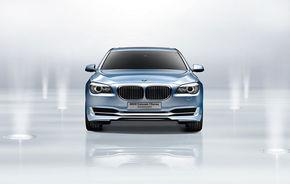 BMW va dezvalui versiunea hibrida 750hi la Frankfurt