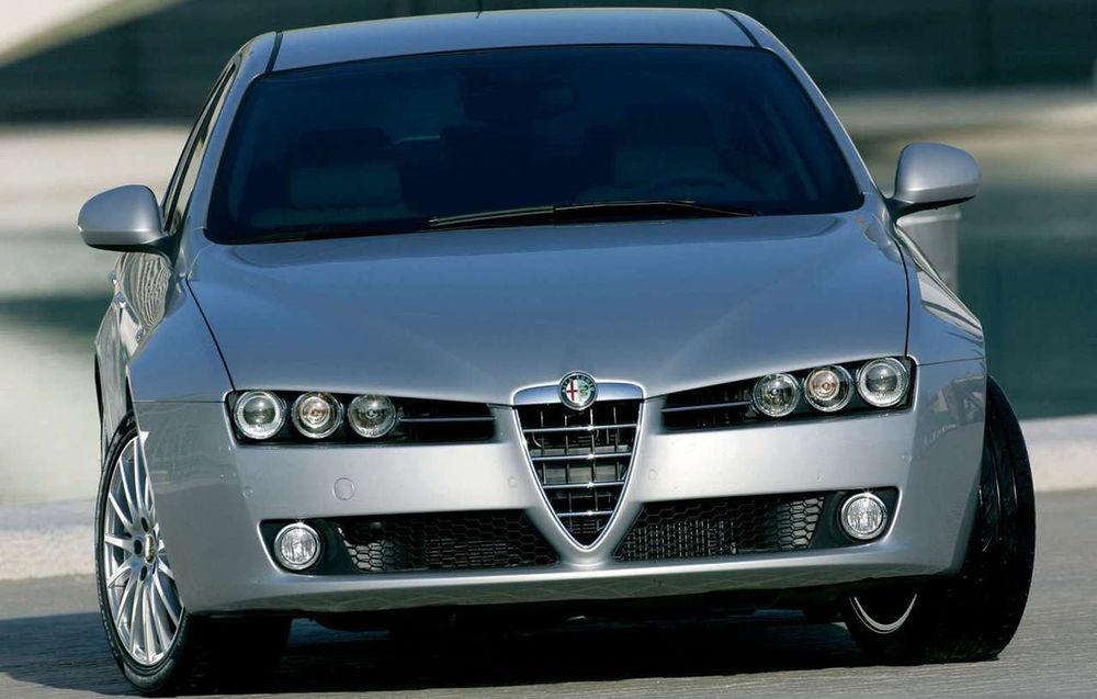Test drive Alfa Romeo 159 (2005-2009)