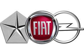 "Fiat, dupa alianta cu Chrysler: ""Vrem sa colaboraram si cu Opel!"""