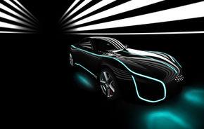 Audi D7 Concept - coupe-ul urmatorilor ani