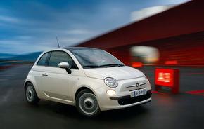 Fiat 500 va fi disponibil si in Statele Unite ale Americii