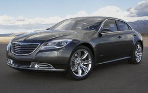 Lansarea noilor modele Chrysler va fi intarziata de restructurarea companiei