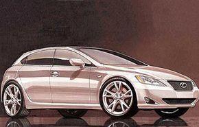 Lexus pregateste un rival hibrid pentru BMW Seria 1 si Audi A3