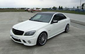 AVUS Performance a creat un kit pentru Mercedes C 63 AMG