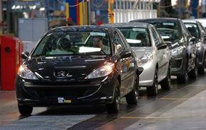 Peugeot si Citroen vor mari productia pentru a face fata cererii