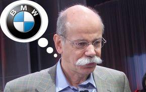 """Seful Mercedes: """"Ne dorim o alianta cu BMW"""""""