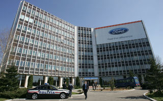 Ford va primi un imprumut de 600 milioane de euro pentru fabrica din Craiova