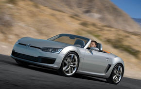 Dezvoltarea lui Volkswagen Bluesport a fost oprita temporar