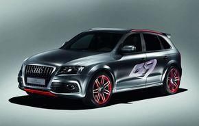Audi Q5 Custom Concept, un crossover mai individualist